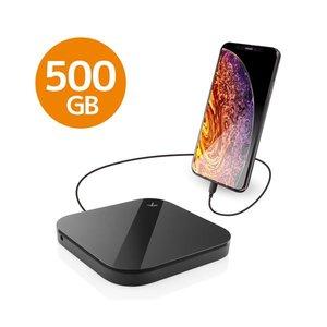 低価格 エレコム ELECOM Drive Portable Drive USB3.0 500GB Black/スマートフォン用 ELECOM USB3.0 ELP-SHU005UBK, 生野町:192f265b --- rr-facilitymanagement.de