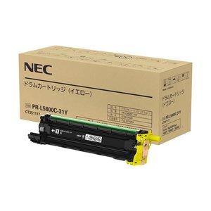 納得できる割引 NEC ドラムカートリッジ イエローPR-L5800C-31Y 1個, フットケアタイム 3d6cd133