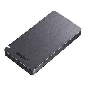 新品同様 バッファロー 240GB USB3.1(Gen2) バッファロー ポータブルSSD 240GB USB3.1(Gen2) ブラック, ルクルーゼ公式ショップ:78d6463d --- pyme.pe