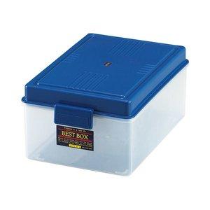 【代引可】 (まとめ) サンコープラスチック ベストボックス A4 (まとめ) 348×236×164mm A4 162359 1個【×10セット】 1個 机上整理/収納用品 ボックス型収納, フエルショップ:de17c9b6 --- cartblinds.com