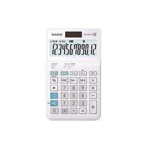 【楽天最安値に挑戦】 (まとめ) カシオ W税率電卓 ジャストタイプ 12桁【×5セット】, S4R bc1fbc6a
