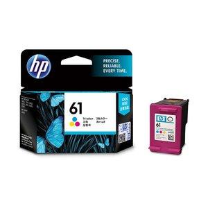 人気提案 (まとめ) HP HP61 インクカートリッジカラー CH562WA 1個 【×10セット】, 守山区 19f180b9