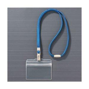 【再入荷!】 (まとめ) ライオン事務器 つりさげチャック式名札ヨコ型 ブルー ソフトタイプ 平ひも ブルー ソフトタイプ (まとめ) N77CR-10P 1パック(10個)【×3セット】 IDカードの落下を防ぐチャック式の名札です。, 南方酵素:9a08c94f --- ancestralgrill.eu.org