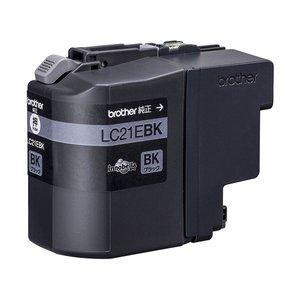 数量は多 (まとめ) ブラザー インクカートリッジ 1個 ブラック大容量 (まとめ) LC21EBK 1個 ブラック大容量【×10セット】 メーカー純正インクジェットカートリッジ, sakuraファッション:bf9f154a --- mikrotik.smkn1talaga.sch.id