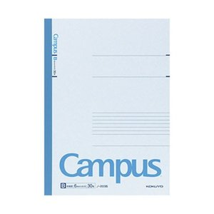 『4年保証』 (まとめ)コクヨ キャンパスノート B罫 A4 ノ-203B 1パック(30枚×10冊)【×3セット】, 利根村 717be20b