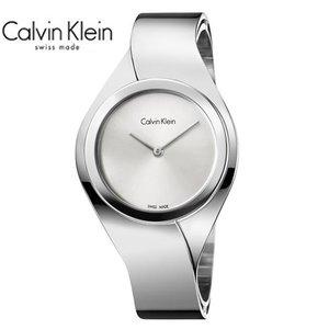 爆買い! 【正規品】 カルバン クライン 腕時計 センス(レディー)senses シルバー文字盤 K5N2S126 Calvin Klein [正規品/2年保証付き] 正規販売店, 業務用卸販売センター fu-lab da00c67f