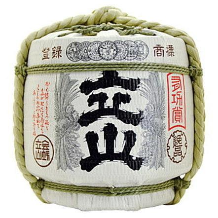 立山吟醸菰樽(1.8L詰め)