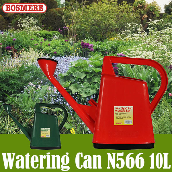 Red 2474 Ward Watering Can 10L