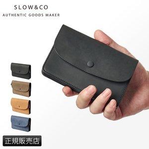 超美品の SLOW 財布 ミニ財布 本革 ミニウォレット コンパクト スロウ イングラサット ingrasat so748i, イワクニシ bc70f25b