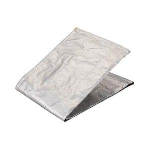 TRUSCO 遮熱アルミ箔シート 1.87X2M TRSA2020(き)