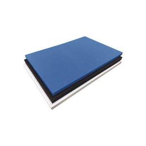 3404a06eb380 イノアック ポリエチレンシートEVAフォーム リコメン堂 青 15×1000mm×1000m セール A122F15(