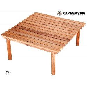 【良好品】 CAPTAIN STAG CSクラシックス ロールテーブル(70) UP-1008(き) STAG【送料無料】【送料無料】ロールトップのウッドテーブル CAPTAIN。, 保育モール:3a85ef50 --- ccnma.org