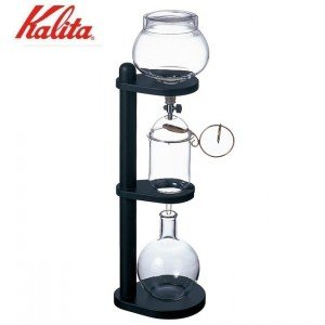 希少 黒入荷! Kalita(カリタ) ダッチコーヒーサーバー(冷水用) ウォータードリップムービング 45067【送料無料 Kalita(カリタ)】【送料無料】時間をかけてエキスを抽出する水だしコーヒー。, 北川辺町:284543cf --- blog.buypower.ng