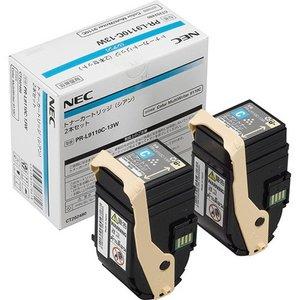 【限定製作】 NEC エヌイーシー トナーカートリッジ2本セット(シアン)PR-L9110C-13W コピー機 印刷 替え カートリッジ ストック トナー()【送料無料】, 作業服作業用品の金時屋 6d51b36c