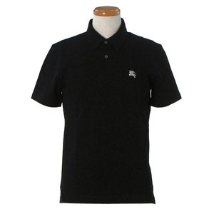 ふるさと納税 バーバリー BURBERRY メンズ BLACK ポロシャツ 31 3459162 BLACK BK 31 メンズ【送料無料】【送料無料】, ofuca:52852eda --- lbmg.org