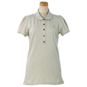 ふるさと納税 バーバリー BURBERRY レディース ポロシャツ 31 3832497 POLO COLLO TONDO TRIM CHECK TRENCH BE, 湯布院町 07cb884f