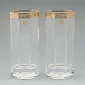 【お買い得!】 ヴェルサーチ ヴェルサーチ Versace Versace グラス 48874 MEDUSA LUMIERE グラス グラス, 松任市:45449f52 --- pyme.pe