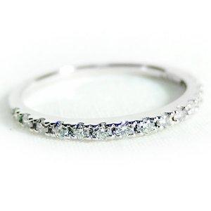 ラウンド  プラチナPT900 天然ダイヤモンドリング ダイヤ0.30ct H 8号 Good H ダイヤ0.30ct 8号 SI ハーフエタニティリング 優れた極上の輝きを放つダイヤモンドリングを実感して下さい☆, extra beauty:2ffa8aec --- abizad.eu.org