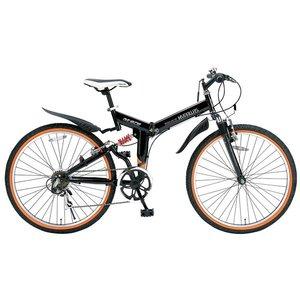 100%安い MYPALLAS(マイパラス) 折り畳み自転車 M-670 26インチ 6段変速Wサス 6段変速Wサス ブラック, 立野機工のWEBショッピング:82b4b579 --- extremeti.com