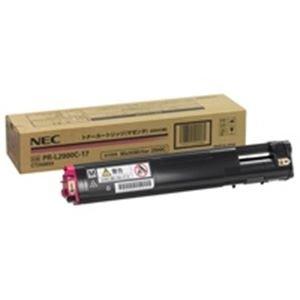 輝く高品質な 【純正品】 NEC NEC トナーカートリッジ【純正品】 PR-L2900C-17マゼンタ NEC インク・トナーカートリッジ, 九重町:aa4994c7 --- vouchercar.com