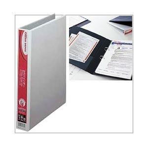 早割クーポン! オフィス・デポ オリジナル オリジナル リングバインダー(A4タテ・2穴) 背幅4.8cm 白 白 リングバインダー(A4タテ・2穴) 1箱(24冊) 50089-ハコ, めだま家:54c639a9 --- mashyaneh.org