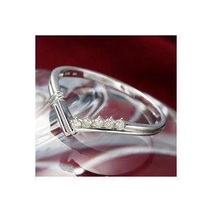 【残りわずか】 K14ダイヤモンドVデザインリング 11号, 石鳥谷町:5d8c7200 --- ancestralgrill.eu.org