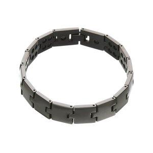 専門ショップ ブラックカラーゲルマ50ブレス ブラック 185mm, SWJ:1e024f5f --- mikrotik.smkn1talaga.sch.id