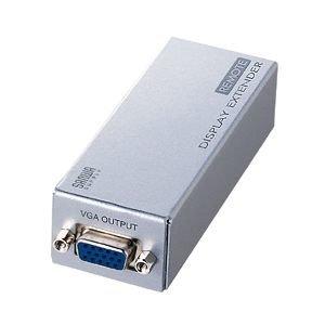 100%安い サンワサプライサンワサプライ ディスプレイエクステンダー(受信機) VGA-EXR, ブンゴタカダシ:74dbe003 --- mikrotik.smkn1talaga.sch.id