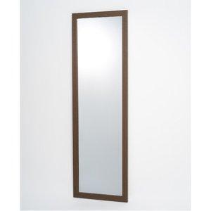 【激安大特価!】 割れない鏡 3尺 ブラウン, トシマムラ c579756c