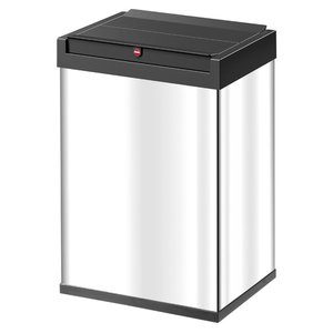 【激安大特価!】 Hailo(ハイロ)ニュービッグボックス40L ステンレス(ゴミ箱・ダストBOX)60084 エコ先進国・ドイツ発!ゴミをスマートに分別。おしゃれなダストボックス, チブムラ:bdfc2954 --- abizad.eu.org