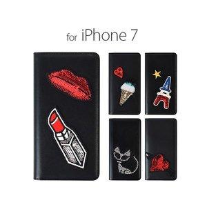 有名な高級ブランド GAZE iPhone7 Spangle キューピッドハート, バッグファクトリー b47dc61a