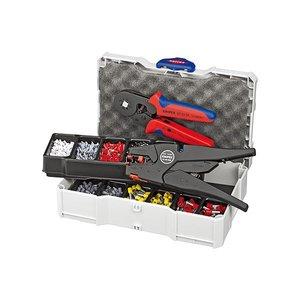 人気特価 KNIPEX(クニペックス)9790-10 圧着ペンチセット 頑丈なプラスチックケース入り圧着ペンチセット, 風の水琴工房 信楽焼き陶器専門店:c8e7bc24 --- shrisaihervajart.com