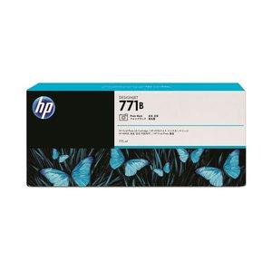 大注目 (まとめ) HP771B インクカートリッジ 顔料系 B6Y05A フォトブラック 775ml 顔料系 B6Y05A 1個【×3セット 1個】 インクカートリッジ 純正インクカートリッジ・リボンカセット, ニイカップグン:834fea16 --- mikrotik.smkn1talaga.sch.id