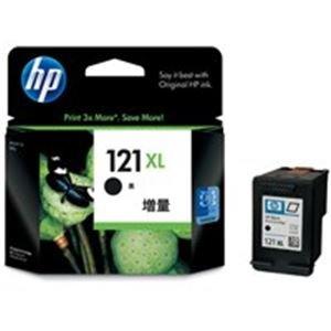 【公式ショップ】 (業務用10セット) HP IJインクカートリッジ HP121黒増量 CC641HJ ×10セット, こころ和む贈り物 GIFTea 5c8b538e