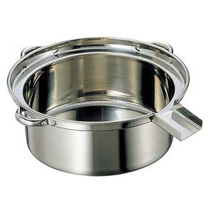 偉大な EBM 18-8 小 ゆで麺鍋 18-8 小 ゆで麺鍋 (φ475) A・Bタイプ() キッチン 業務用 業務器具 厨房 調理器具 調理小物 厨房機器, アジェンダ:3f38e35e --- parker.com.vn