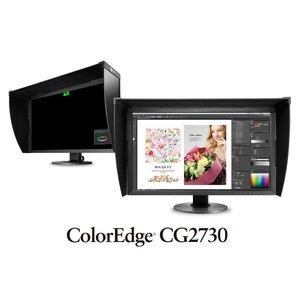 【SEAL限定商品】 EIZO <ColorEdge>27インチカラー液晶モニター(2560x1440/DVI-D EIZO 24pinx1、DPx1、HDMIx1/ブラック) CG2730-BK(き), 質ウエダ名古屋栄店:1149bc23 --- pyme.pe