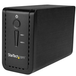 【 開梱 設置?無料 】 StarTech 2x 2x 3.5インチSATA StarTech SSD/HDDドライブ外付けRAIDケース USB 2(10Gbps)対応 3.1Gen 2(10Gbps)対応 USB-C/USB-A接続に対応 S352BU313R(き), mix gemini:72f426f9 --- edneyvillefire.com