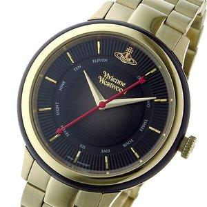 【最安値挑戦】 ヴィヴィアン ウエストウッド レディース ポルトベッロ VV158BKGD レディース 腕時計 腕時計 VV158BKGD ブラック【送料無料】【送料無料】, 虻田郡:f812028e --- restaurant-athen-eschershausen.de