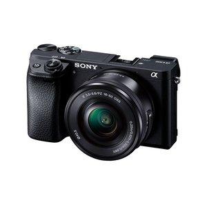 人気ブランドの ソニー <α>SONY <α>SONY デジタル一眼カメラ α6300・ズームレンズキット(2420万画素/ブラック) ILCE-6300L/B(き), カデンショップ:4aa7a43b --- frmksale.biz