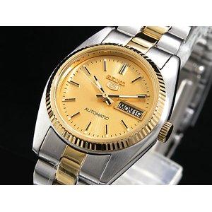 激安本物 セイコー SEIKO セイコー5 SEIKO 5 自動巻き セイコー5 セイコー 腕時計 SUAA84K 腕時計 レディース, ヤツシロシ:acce109d --- 5613dcaibao.eu.org