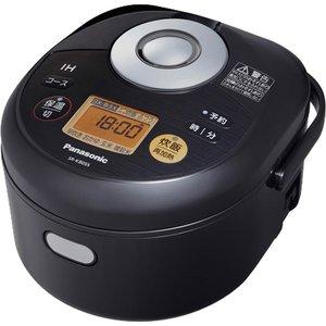 消費税無し パナソニックパナソニック IHジャー炊飯器(3合炊き) SR-KB055-K(ブラック)(), 工具屋「まいど!」:edbdde14 --- cope.ff-klempau.de