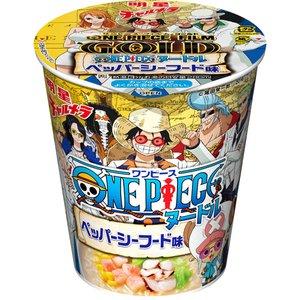 【ケース販売】チャルメラ ワンピースヌードル ペッパーシーフード味 73g×12個 明星食品