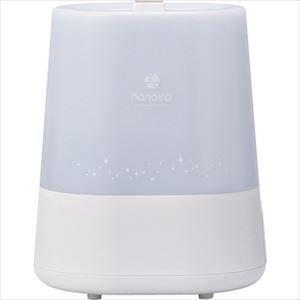 アピックス 超音波式アロマ加湿器 nanairo (ホワイト) AHD-074-WH アピックスインターナショナル