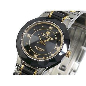 人気新品入荷 ジョンハリソン JHARRISON JHARRISON 腕時計 セラミック セラミック 腕時計 レディース CCL001-BB, リーベンマルクト:edfd9810 --- abizad.eu.org