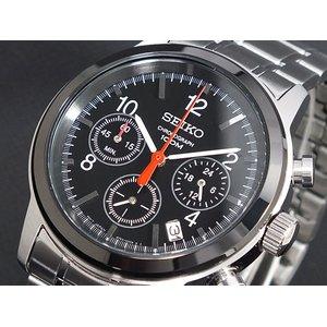 【期間限定お試し価格】 セイコー セイコー 腕時計 SEIKO 腕時計 メンズ クロノグラフ SSB011P1 メンズ【送料無料】【送料無料】【ラッピング無料】, シモスワマチ:dca6c586 --- orthopaedicsurgeondirectory.com