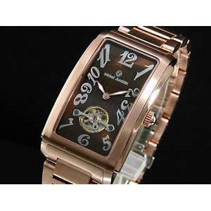 競売 ミシェルジョルダン メンズ 腕時計 手巻 メンズ EG5317RG-3 手巻 腕時計【送料無料】, 酒の倉馬屋:4dda6d97 --- lbmg.org