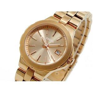 【高価値】 フォッシル FOSSIL レディース 腕時計 時計 AM4402, 檜枝岐村 e9039ea6