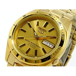 本物 セイコー 5 SEIKO ファイブ 腕時計 自動巻き セイコー SNKF54J1 5【送料無料】 腕時計【送料無料】【ラッピング無料】, HMV&BOOKS online 2号店:86f03d3d --- frmksale.biz