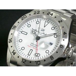 新品本物 ドルチェ メディオ ドルチェ 腕時計 自動巻き 300m防水ダイバー メディオ 自動巻き DM9027-WH【送料無料】, ブランドショップ アドマーニ:6801442e --- lbmg.org