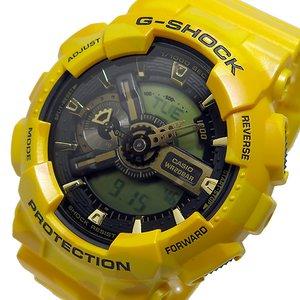 手数料安い カシオ CASIO Gショック 腕時計 G-SHOCK Gショック クオーツ メンズ 腕時計 時計 時計 GA-110CM-9A イエロー【ラッピング無料】, ミッドフィルダー:c3de57a5 --- fukuoka-heisei.gr.jp